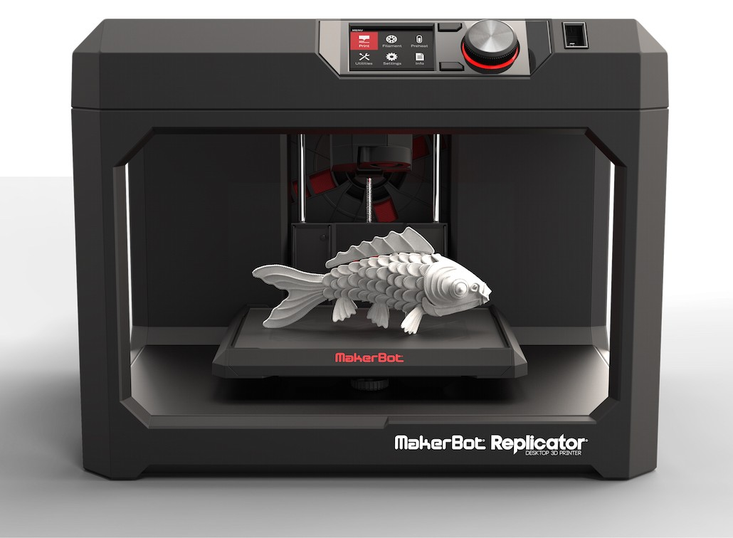 MakerBot 3D Printer -  Francis Wyman Elementary School